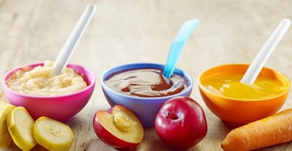 Resep Makanan Pendamping ASI yang Praktis dan Sehat