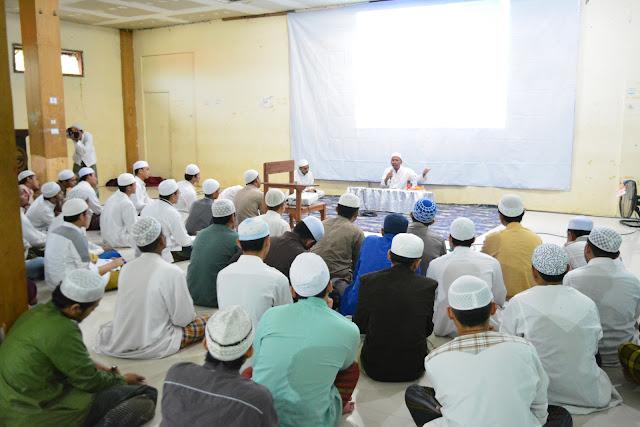 Bahasa Arab Menjadi Fokus Pembahasan di Workshop Kedua SPM | lpm dalwa | dalwa