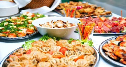 Eat-all-you-can Buffet Restaurants in Metro Manila