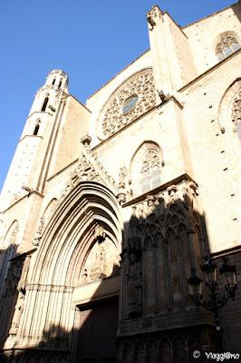 La Cattedrale del Mar di Barcellona