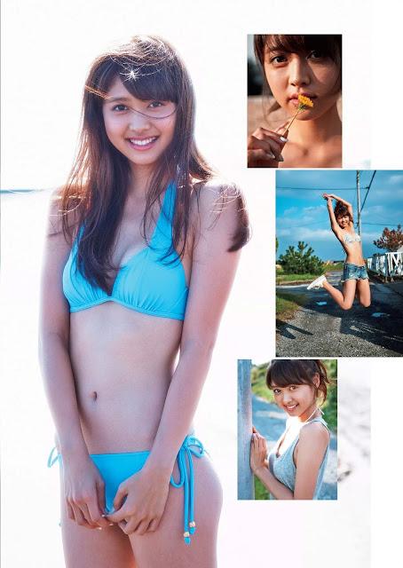 松元絵里花 Matsumoto Erika Weekly Playboy November 2015 Pics 2