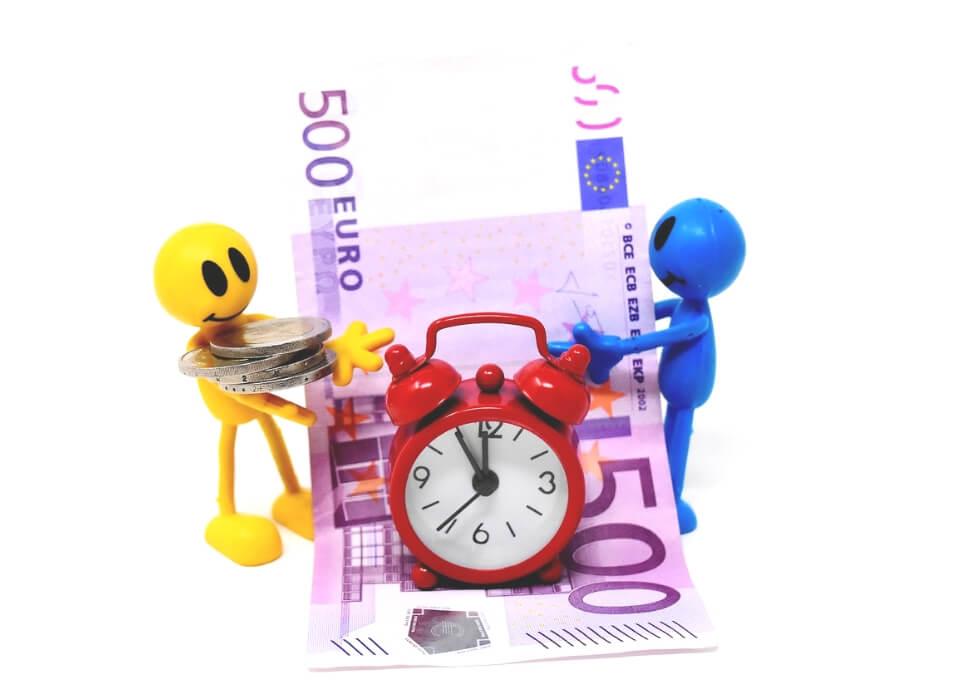 Geld is tijd