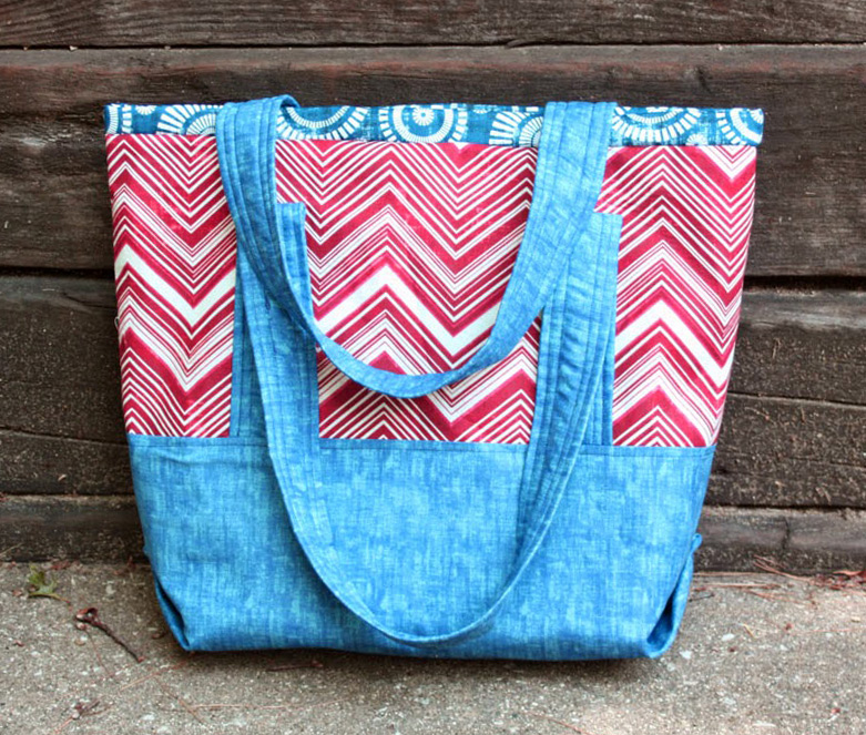 Summer Tote Bag Tutorial