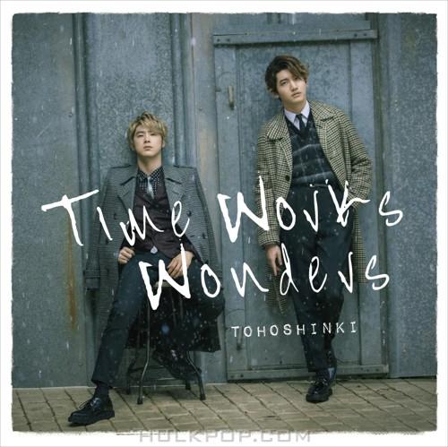 Tohoshinki – Time Works Wonders (Japanese) – EP (FLAC + ITUNES PLUS AAC M4A)