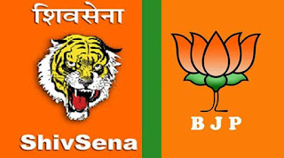 Shivsena and bjp political party