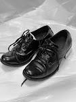Walker Derby 301B with Iron Heel in Black