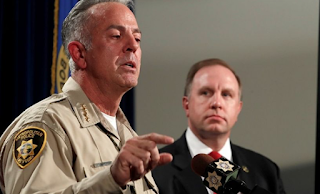 Las Vegas shooting: FBI official says info on motive may take until next October to release