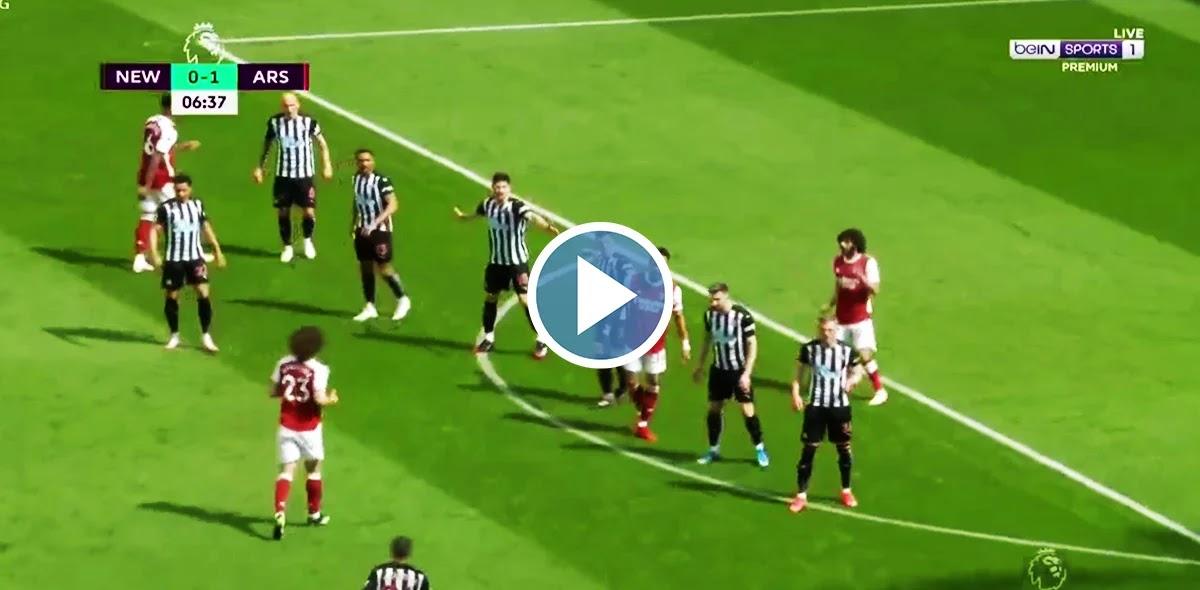 Newcastle United vs Arsenal Live Score