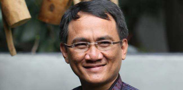 Andi Arief: Tanya Sekjen PDIP Dimana Ali Fahmi?