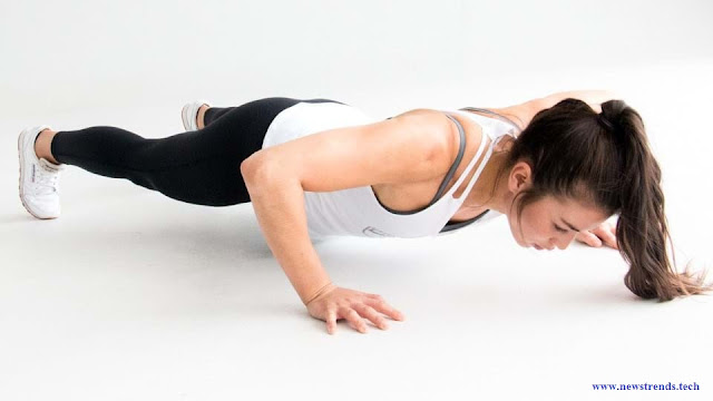 Pushups Exercise - newstrends