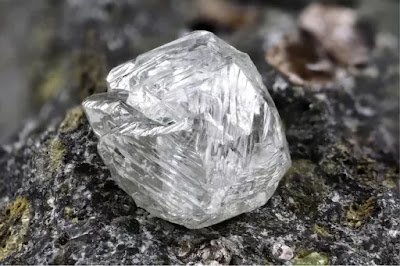 Scientists recreated salty diamond deposits in a high-pressure, high-temperature experiment, suggesting that many of Earth's diamonds form when the mantle crushes ancient seabed minerals.