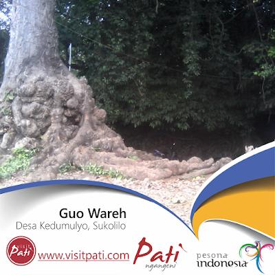 Guo Wareh, Objek Wisata di Desa Kedumulyo Sukolilo Pati Jawa Tengah