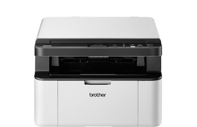 Help growth productivity amongst impress speeds of upward to  Brother DCP-1610W Driver Downloads