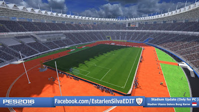 Stadiums Pack v2.0 by Estarlen Silva for PES 2016