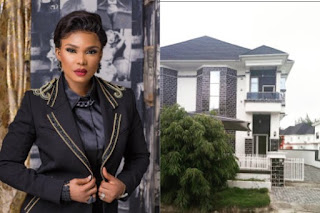 Iyabo Ojo Writes As She Acquires A Mansion