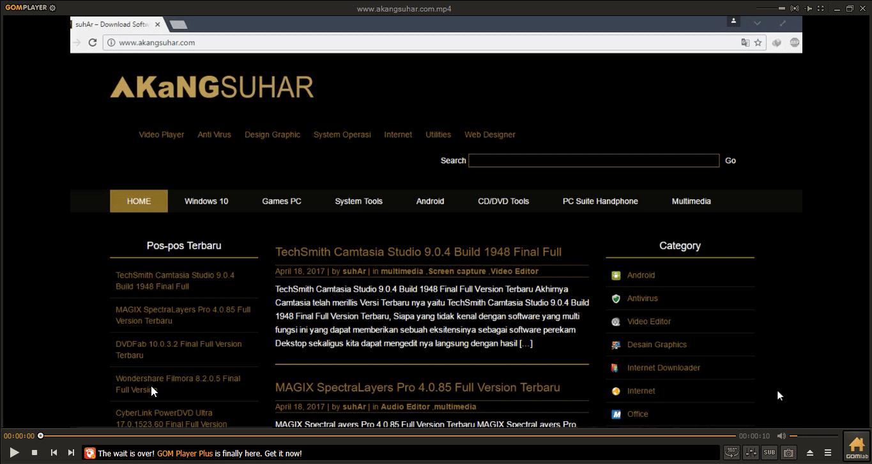 Download GOM Player 2017 Terbaru