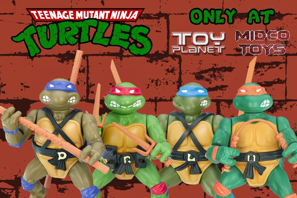 NickALive!: Midco Toys Announces UK Release Date For Retro ...Ninja Turtles Toys Nick