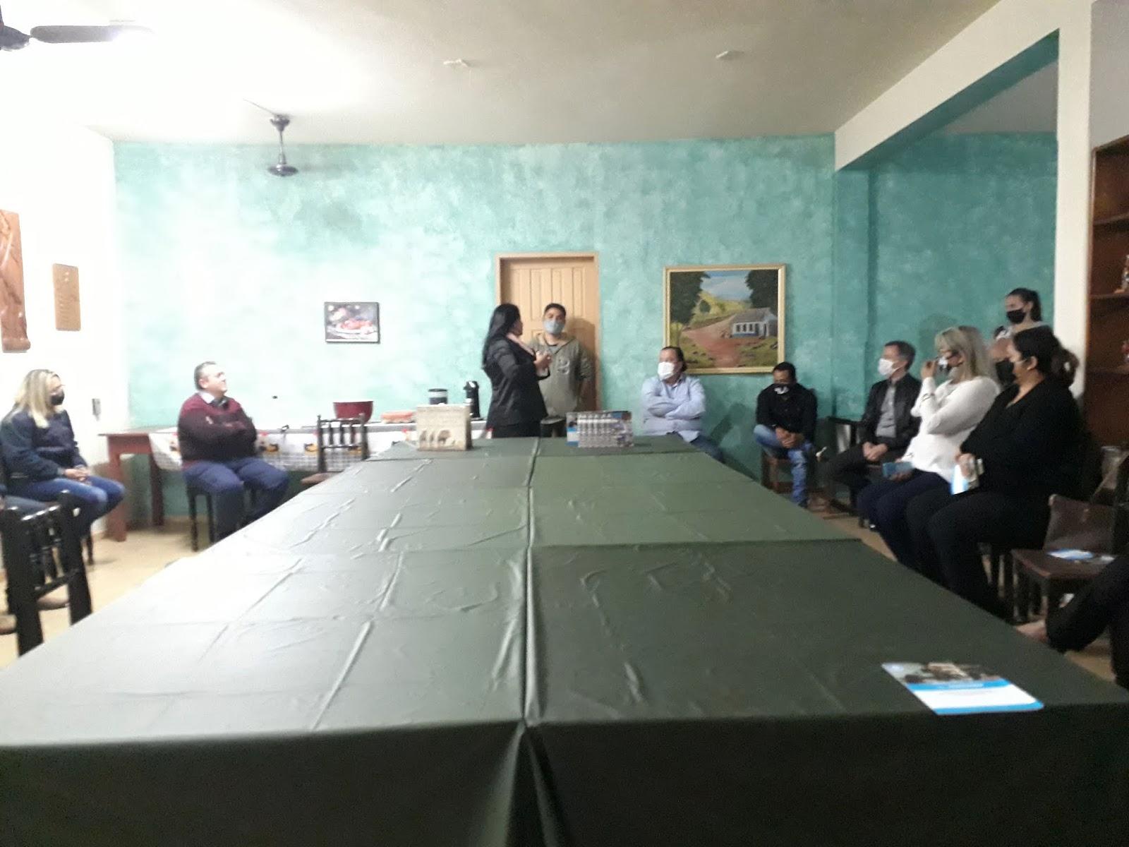 21/08/2020 - Reunião do PSC em Rosário Oeste