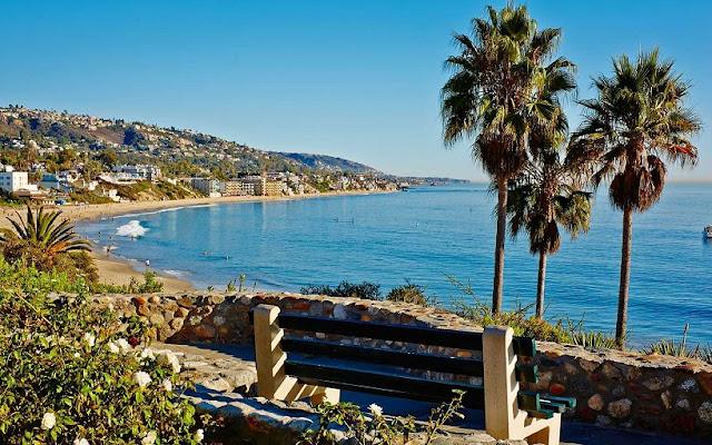 Praias em Laguna Beach
