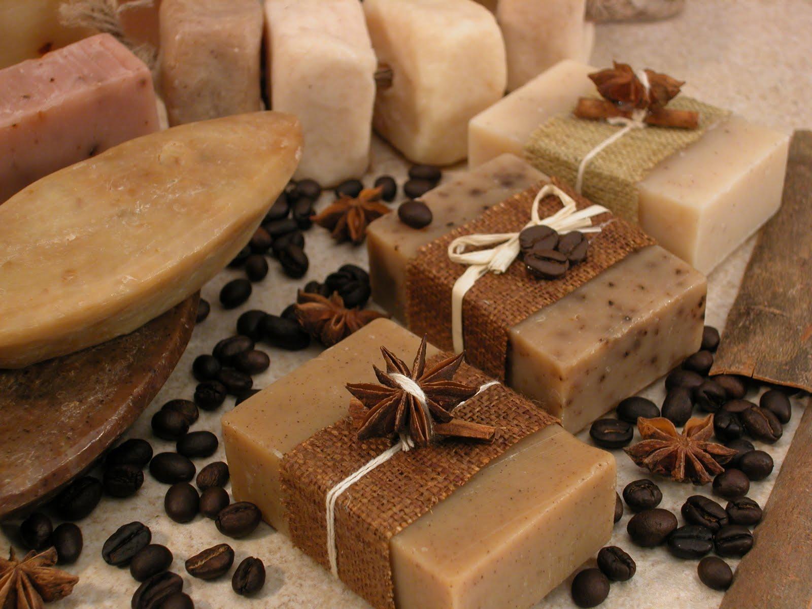 Скраб-мыло – вид очищающего средства