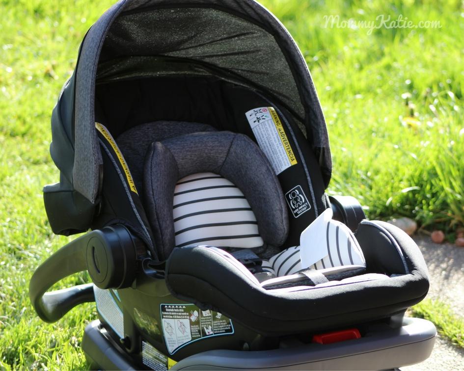 6fbb336fa36 Graco SnugRide® SnugLock™ 35 DLX Infant Car Seat