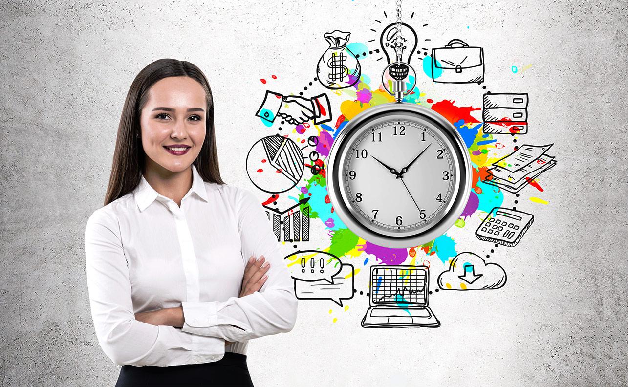 Angel Bustamante: 10 tips que sí te servirán para administrar mejor tu  tiempo