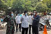 Kelurahan Sunter Jaya Gelar Bazar Vaksin di Posko Penanganan Covid-19