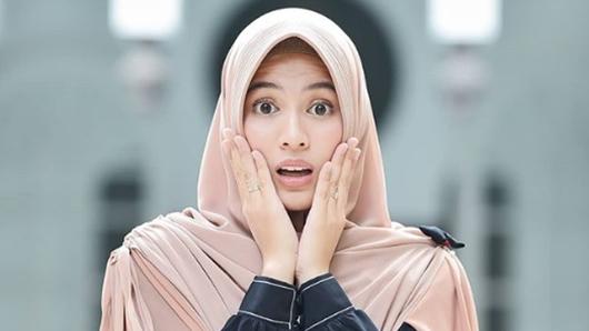 Riza Muhammad Gagal Ceramah di Hongkong, Ini Komentar Alyssa Soebandono
