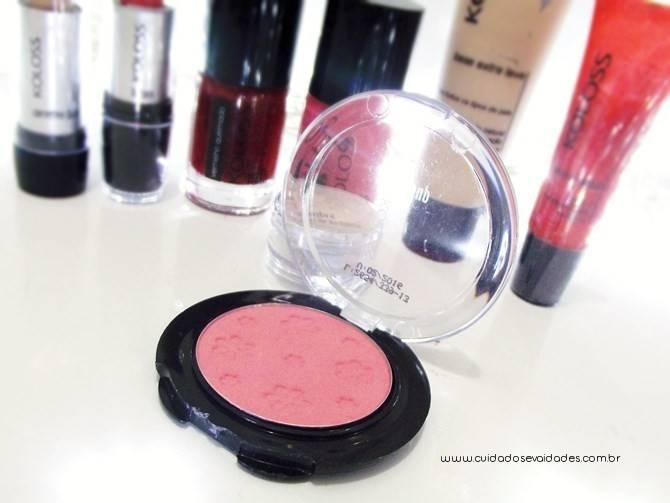 Blush Koloss Pink Summer