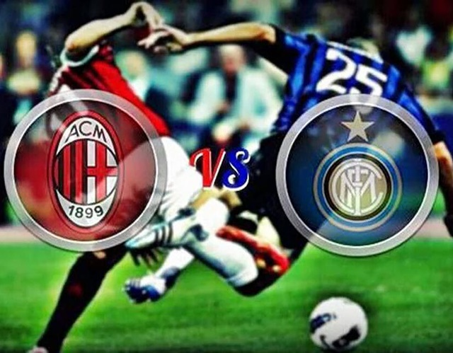 AC Milan vs Inter Milan - IGsamer_chehayeb