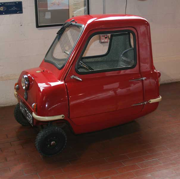 L P50 Very Smallest Car
