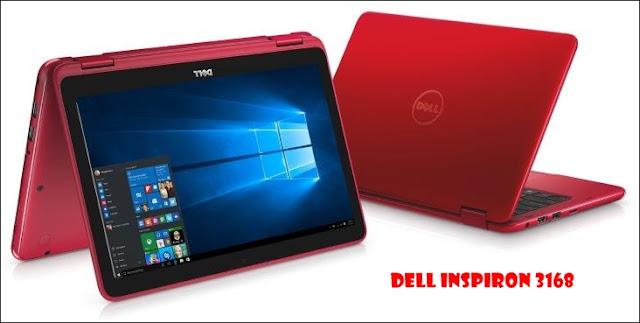 Dell Inspiron 3168 merupkan laptop harga 3-4 jutaan terbaik