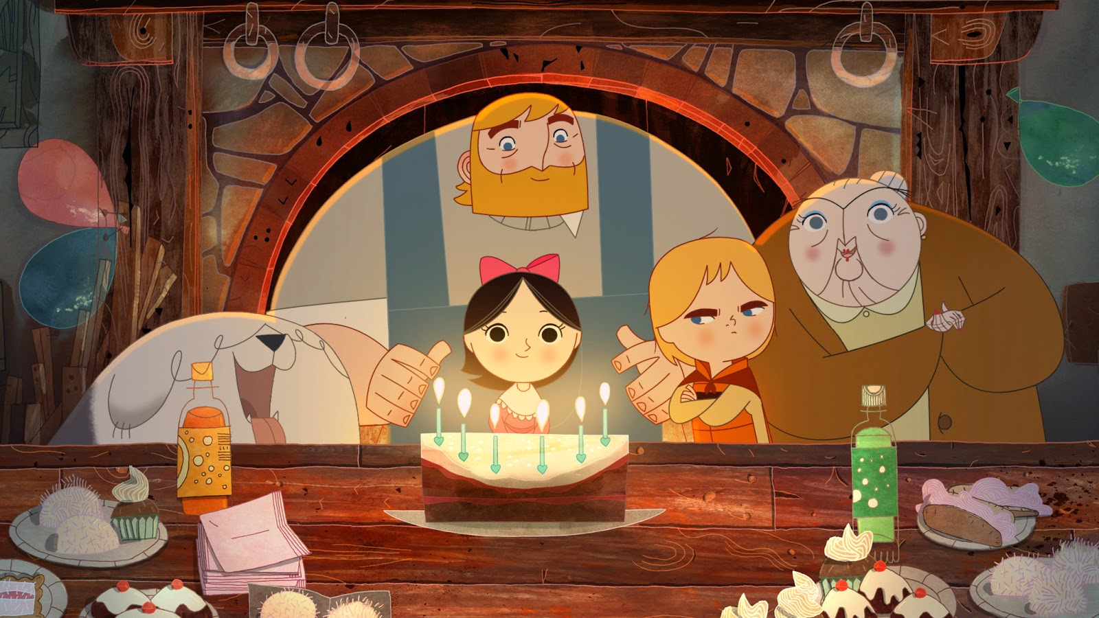 Song Of The Sea Teaser Trailer