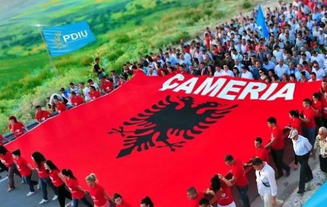 Εκμετάλλευση της κρίσης στην Αλβανία επιχειρούν οι «τσάμηδες»...