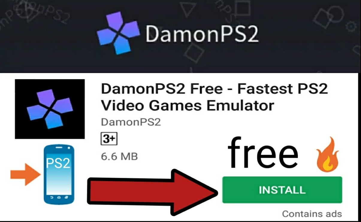 Damon ps2 pro free download android