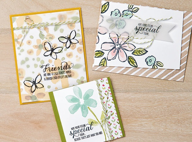 Garden In Bloom, Stampin' Up!