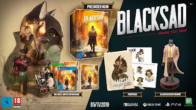 Edición limitada Blacksad: under the Skin