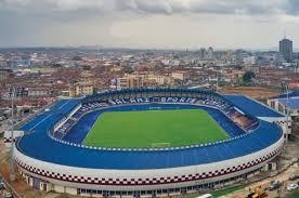 VIDEO: Spectators Avoid Seats as Rain Leaks Through Remodeled N5.5bn Adamasingba Stadium Roof