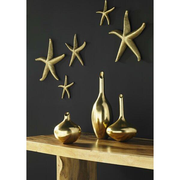 4 Piece Starfish Wall Decor Set 2 or 2