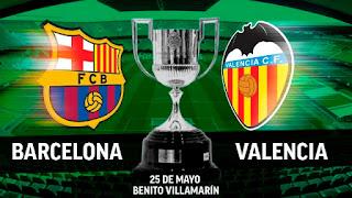 لعبة برشلونة ضد فالنسيا مباشرة