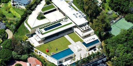 $88 million Bel Air compound