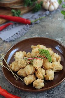 street food gorengan