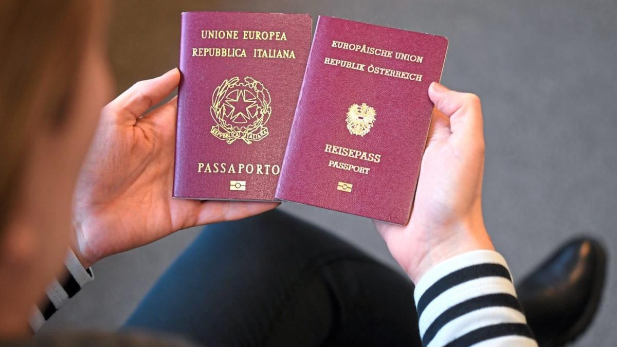 Albanese catanese passaporto