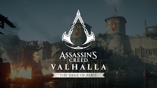 assassin's creed valhalla siege of paris dlc story expansion release date leaked microsoft store action role-playing game ubisoft pc playstation 4 ps4 playstation 5 ps5 xbox one xb1 series x xsx