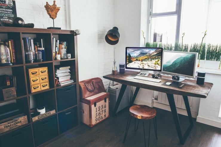 organsied office