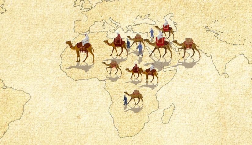 Ringkasan Sejarah Masuk dan Berkembangnya Islam Di Afrika Selatan