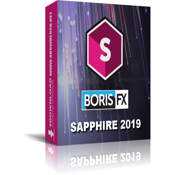 Download Boris FX - Sapphire 2019 Full version