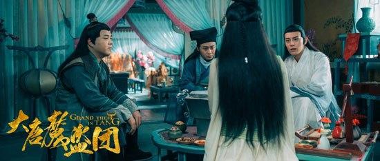 ซีรีส์จีน Grand Theft in Tang จอมโจรราชวงศ์ถัง (大唐魔盗团)