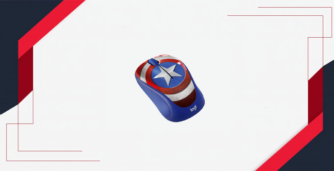 Review M238 MARVEL COLLECTION WIRELESS MOUSE
