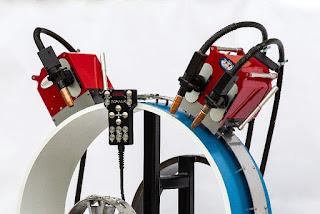 Lonestar orbital welding system